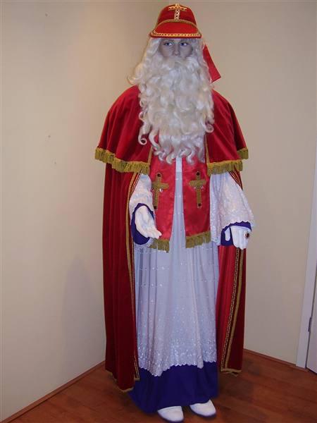 De eerste Sint is al verhuurd!